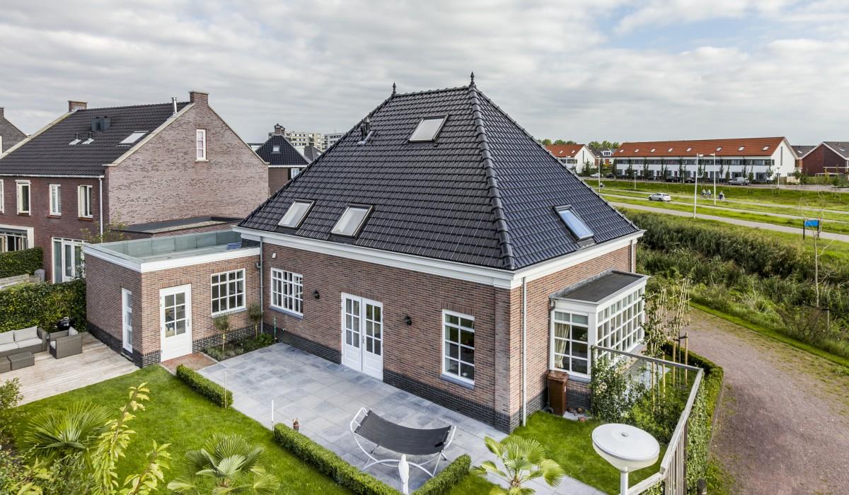onderscheidend met hoogtefotografie van uw huis